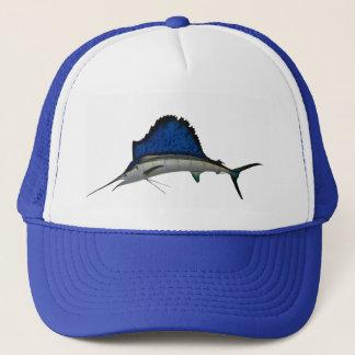 Sailfish Trucker Hat