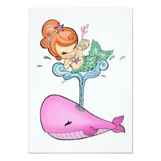 Sailin With a Whale Invites