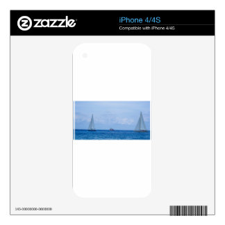 sailing-1322983 skin for iPhone 4S