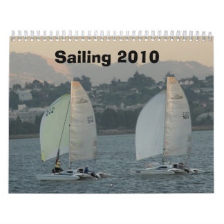 Sailing 2013 calendar