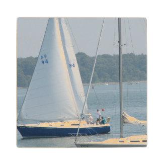 sailing-87 wood coaster