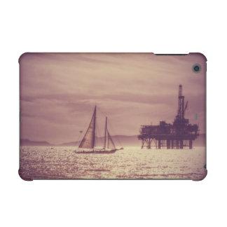 Sailing Across The Golden Sea iPad Mini Retina Cases