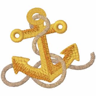 Sailing Anchor Classic Hoodies