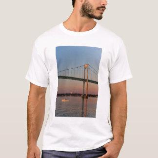 Sailing and leaving New Port Road Island T-Shirt
