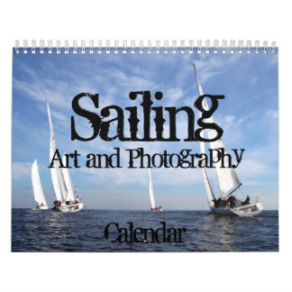 Sailing Art and Photography Calendar
