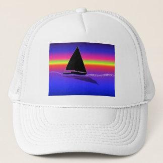 Sailing at Sunset Hat