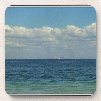 Sailing at the Skyway Beverage Coaster