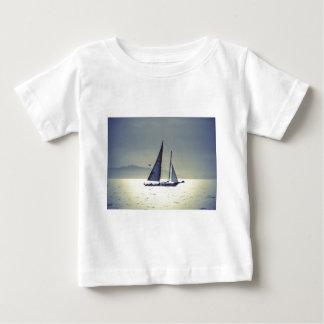 Sailing Away Baby T-Shirt