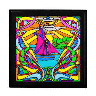 Sailing Away Jewelry Box