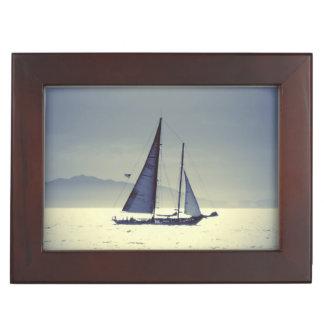 Sailing Away Memory Box