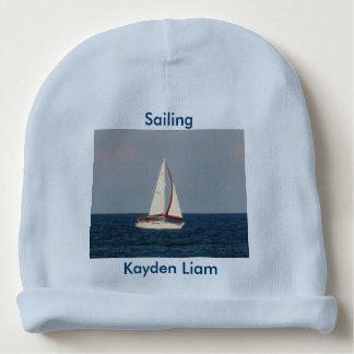 Sailing Baby Beanie