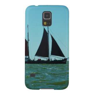 Sailing barge case for galaxy s5