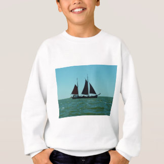 Sailing barge sweatshirt