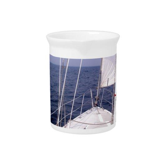 Sailing Beverage Pitcher