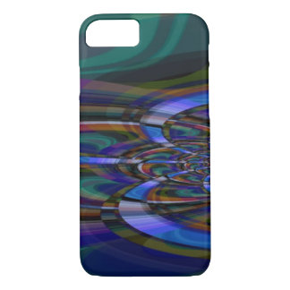 Sailing Bird Abstract Art iPhone 7 Case