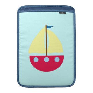 Sailing Boat MacBook Air Sleeves