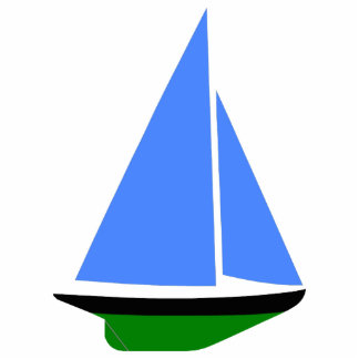 Sailing Boat - Voilier (09) Escultura Fotografica