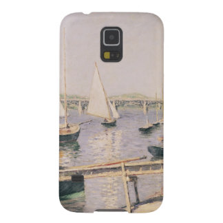 Sailing boats at Argenteuil, c.1888 Case For Galaxy S5