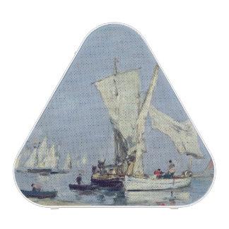 Sailing Boats, c.1869 Bluetooth Speaker