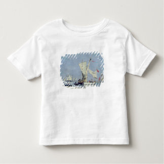 Sailing Boats, c.1869 Toddler T-shirt
