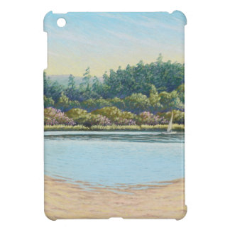 Sailing Boats, Frensham Ponds, Surrey in Pastel Case For The iPad Mini