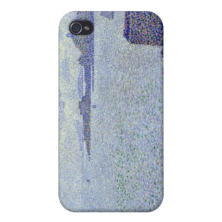 Sailing Boats in an Estuary, c.1892-93 iPhone 4/4S Case