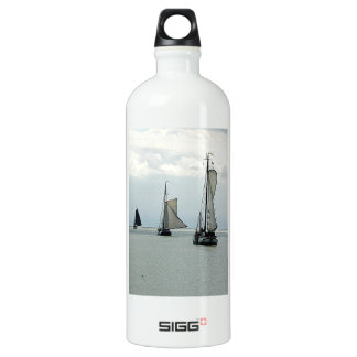 Sailing Boats Water Bottle