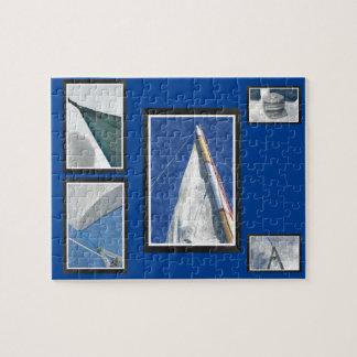 Sailing Bonaire Jigsaw Puzzle