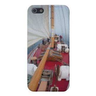 Sailing Boundary Pass iPhone SE/5/5s Case