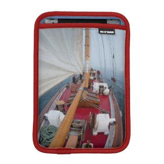 Sailing Boundary Pass Sleeve For iPad Mini