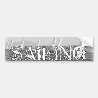 Sailing Bumper Stickers