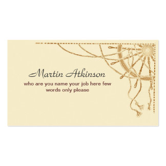 sailing business card standard business cards
