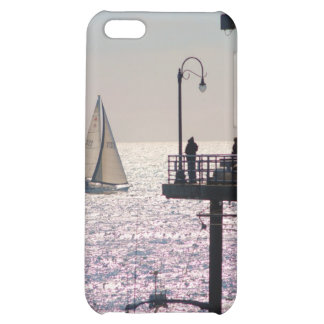 Sailing by Santa Monica iPhone 5C Cases