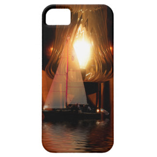 Sailing By The Lantern iPhone 5 Covers