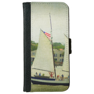 Sailing By The Light iPhone 6/6s Wallet Case