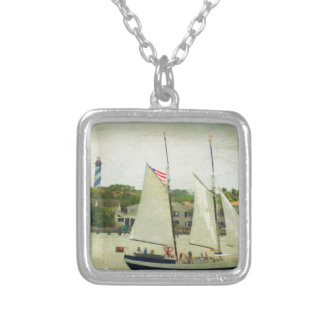 Sailing By The Light Pendant
