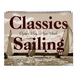 Sailing Calendar of Classic Yachts