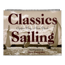 Sailing Calendar of Classic Yachts 2013-2014