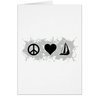 Sailing Card