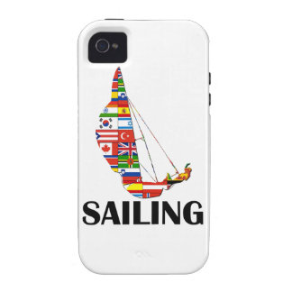 Sailing Vibe iPhone 4 Cover