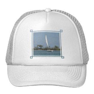 Sailing Charter Baseball Cap Hats