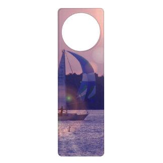 Sailing Charter Door Hangers