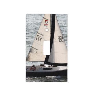 Sailing Charter Light Switch Plate