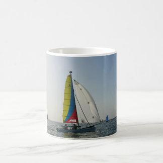 Sailing Classic White Coffee Mug