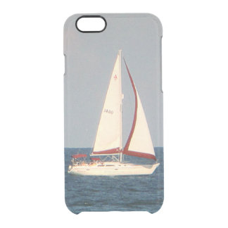Sailing Clear iPhone 6/6S Case