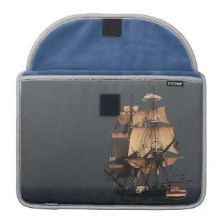 Sailing Clipper Tall Ship Boat Ocean Sea Sleeve For MacBooks