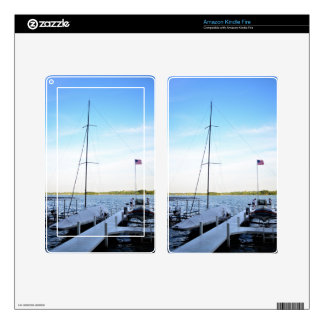 Sailing Decals For Kindle Fire