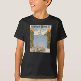 Sailing Down the Chesapeake Bay T-Shirt