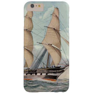 Sailing Frigate Duncan Dunbar Barely There iPhone 6 Plus Case