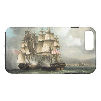 Sailing Frigate Ship Battle Seas iPhone 7 Case